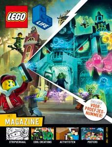 Afbeelding van Gratis LEGO Life Magazine