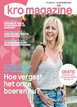 Afbeelding van KRO Magazine
